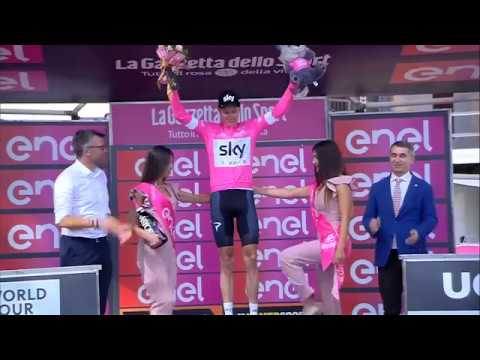 Giro d'Italia 2018 - Stage 19 - The highlights