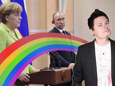 A Salvare I Gay In Cecenia Sarà… ANGELA MERKEL?
