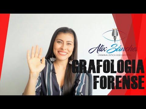 grafología-forense