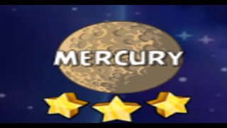 Angry Birds Space Solar System Mercury 10-1