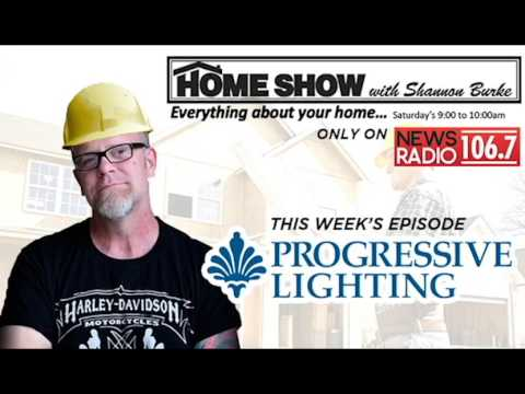 Progressive Lighting on News Radio 106.7's Home Show with Sh