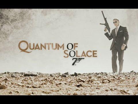 Quantum of Solace (2008) Movie Review