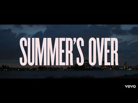 Lyric - Summer's Over | Chris Burton
