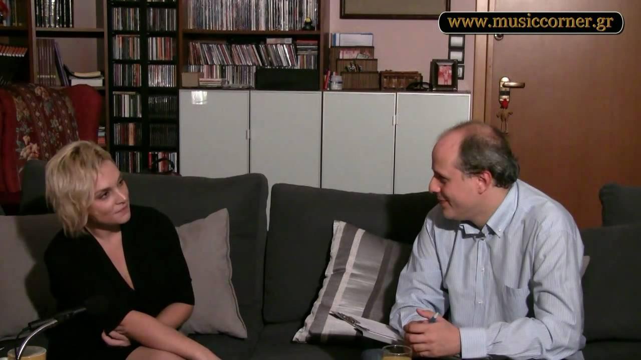 Η Ελεωνόρα Ζουγανέλη στο MusicCorner.gr - Β' Μέρος - HD video