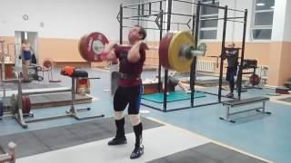 Олег Федоров - Толчок  157.