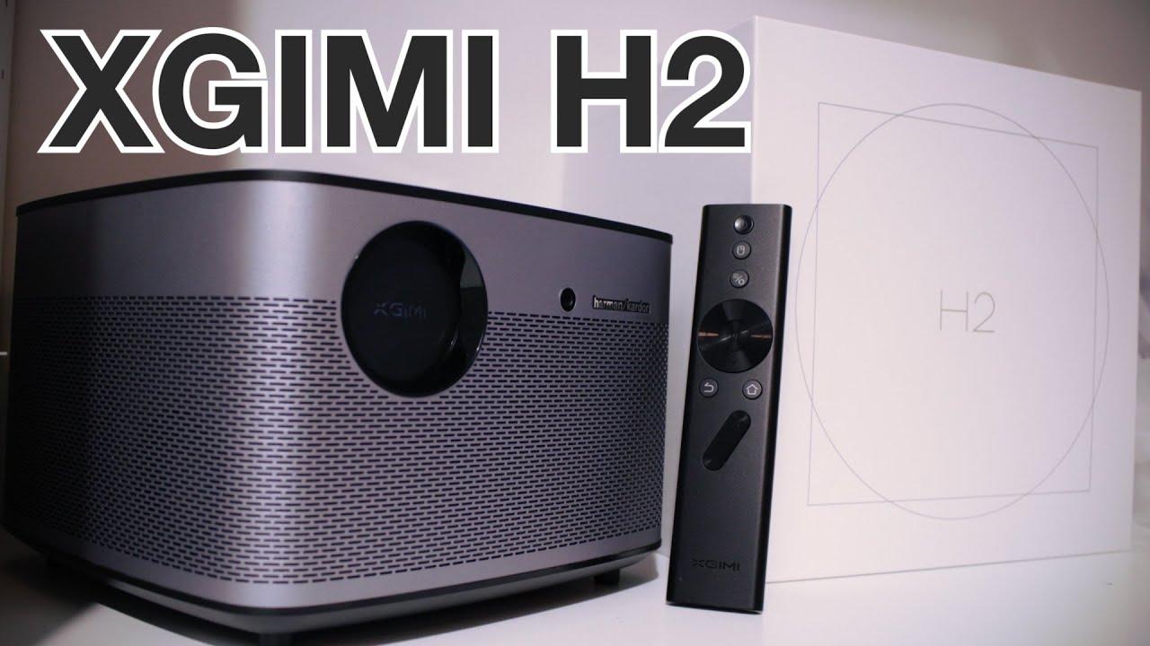 Проектор <b>Xgimi H2</b> - один из лучших LED проекторов за средний ...