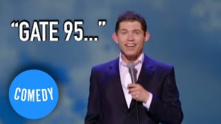 Funniest Ever Comedy | Lee Evans | Airports