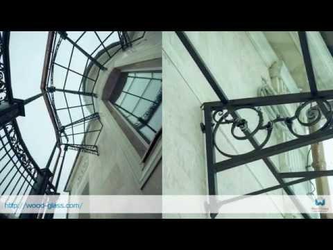 Светопрозрачные конструкции. Монтаж светопрозрачных конструкций в Москве.