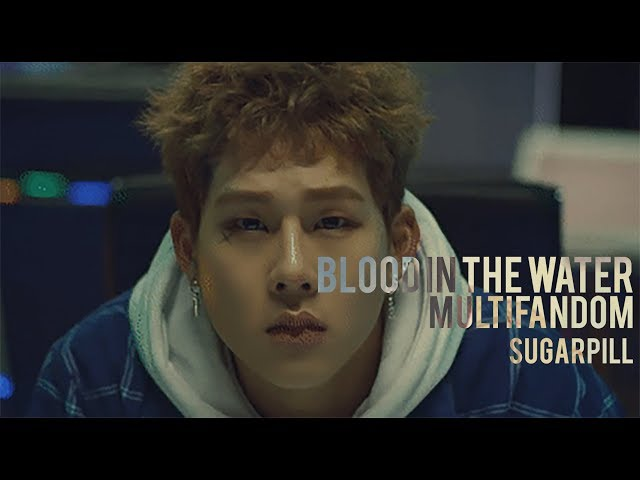 blood in the water - multifandom (kpop)
