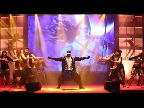 Me performing on Shivaay.... Bolo Har Har...