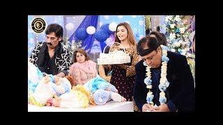 Good Morning Pakistan - Rauf Lala & Shakeel Siddiqui - Top Pakistani show