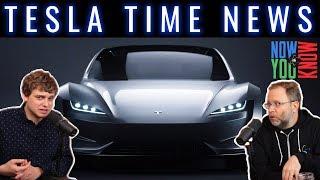 Tesla Time News - Tesla Referral Program Ending & Lotsa Roadsters