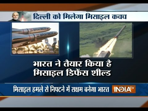 PM Modi's Government Plans Nuclear Missile Defense Shield For Delhi - India TV