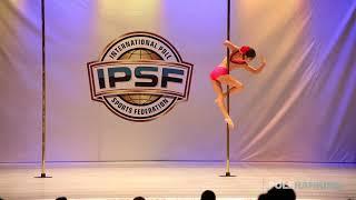 Valentina Gonzalez Cid - IPSF World Pole Championships 2018