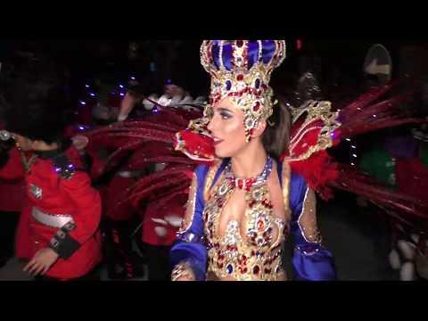 GRES Batuque -  Madrinha Bateria  Desfile Escolas de Samba -  Carnaval Mealhada