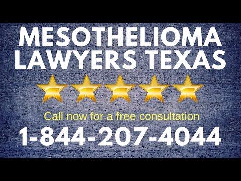 Mesothelioma Asbestos Lawyer Malakoff TX