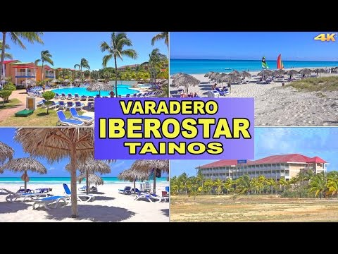 IBEROSTAR TAINOS - VARADERO , CUBA 4K