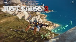 Just Cause 3 - Просто Ржакус 3