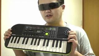 CASIO mini Keyboard SA-46 / カシオ ミニ電子キーボード SA-46