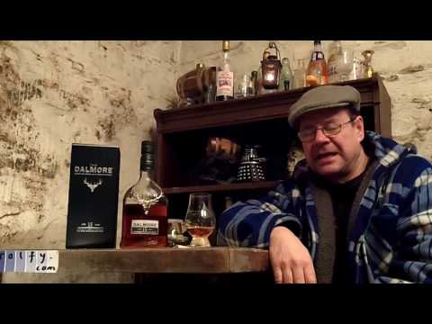ralfy review 631 - Dalmore 15yo malt scotch @ 40%vol