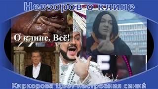 """Невзоров о клипе Киркорова """"Цвет настроения синий"""""""
