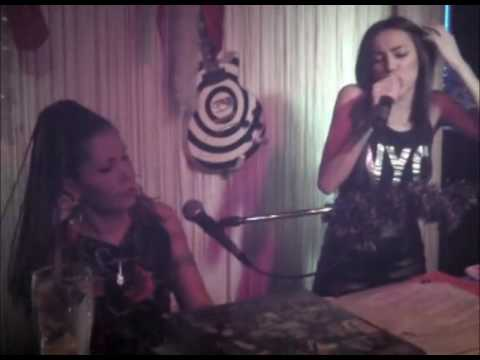 Close my eyes forever-Katina and Kristina Live in Poison Club