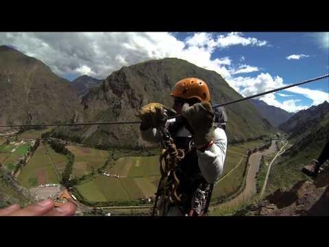 Natura Vive ,Zipline, via ferrata climbing and hanging lodge in Cusco, Perú