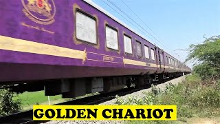 The Golden Chariot Luxury Train