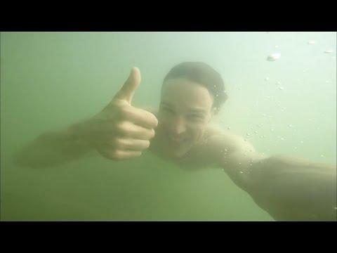 """""""Giro di Züri"""" beim Greifensee im Wasser"""