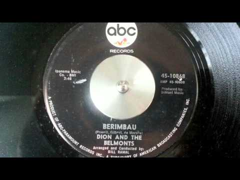 Berimbau - Dion And The Belmonts - ABC RECORDS