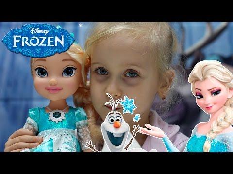 DISNEY FROZEN - Elsa con la sua voce melodiosa canta in tantissime lingue diverse, cantiamo con lei