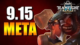 Best Comps Guide to 9.15 Meta Teamfight Tactics Guide TFT Tier List