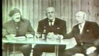 Chven mshvidoba (1968) - Berdzenishvili, Koroshinadze and Sikharulidze. Gurian folklore