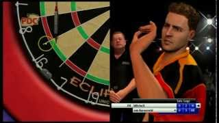 PDC World Championship Darts Pro Tour Playthrough Part 1