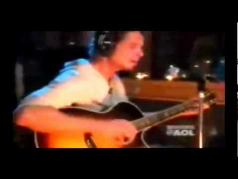 Audioslave - Like a Stone [Acoustic] (Live Aol Sessions)