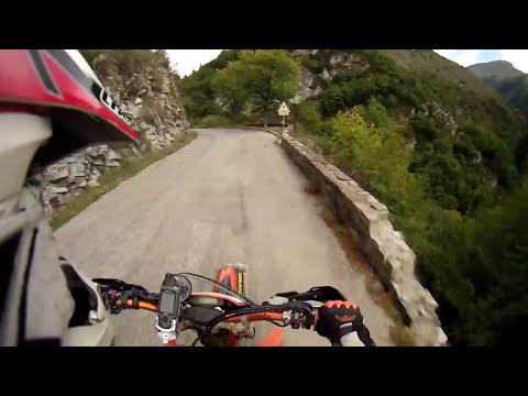 Col de Turini - Monaco   Maritime Alps 10/15 KTM 530 EXC-r & 450 EXC-f