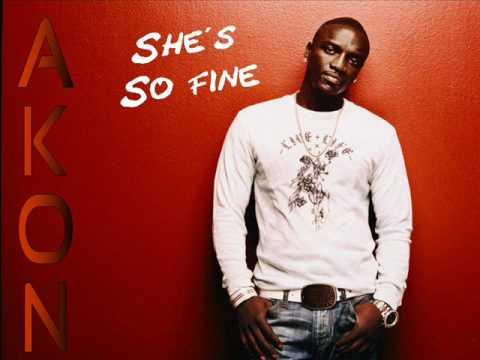 Akon - she´s so fine