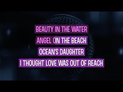 Mermaid Karaoke Version by Train (Video with Lyrics)