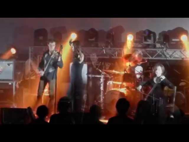 "Rada & Ternovnik - ""The Wailer"" (live show 12.09.2014)"