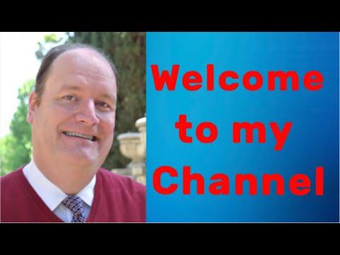 YouTube Channel Trailer: Mark Bowen