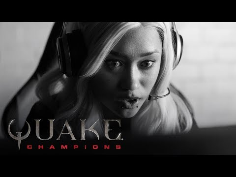 Quake Champions - Announcing the Quake World Championships (PEGI)