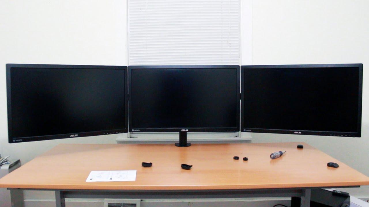 Cool 3 Monitor Bekant Desk - maxresdefault  Image_208360.jpg