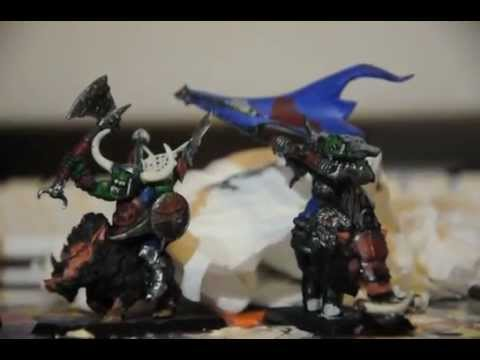 Wild Black Boars and Sea Guard (In progress)