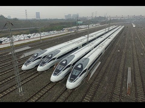 LIVE: China's Xi'an-Chengdu high-speed railway put into operation