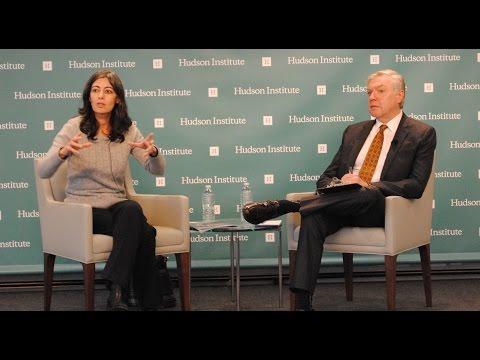 The Geopolitics of America's Shale Revolution - Asia Panel: Arthur Herman and Anne Korin