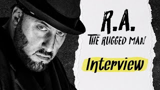 R.A. the Rugged Man Interview: Legendary Rapper and Lyrical Monster