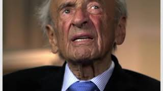 A message of hope from Elie Wiesel