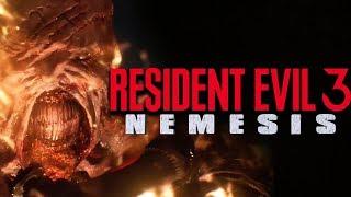Nemesis Resident Evil 3 Remake Tyrant Trailer - (Road to RE3 Remake)