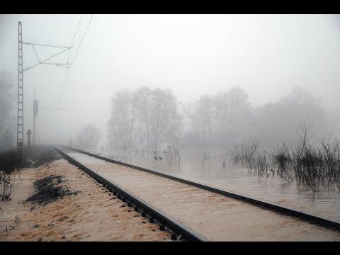 Flood in Europe