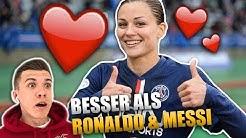 Die TALENTIERTESTEN Fußballerinnen der WELT ( Besser als Messi & Ronaldo)